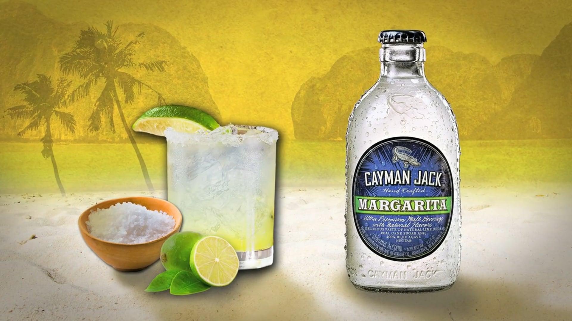 Cayman Jack Margarita Day (Director's Cut)