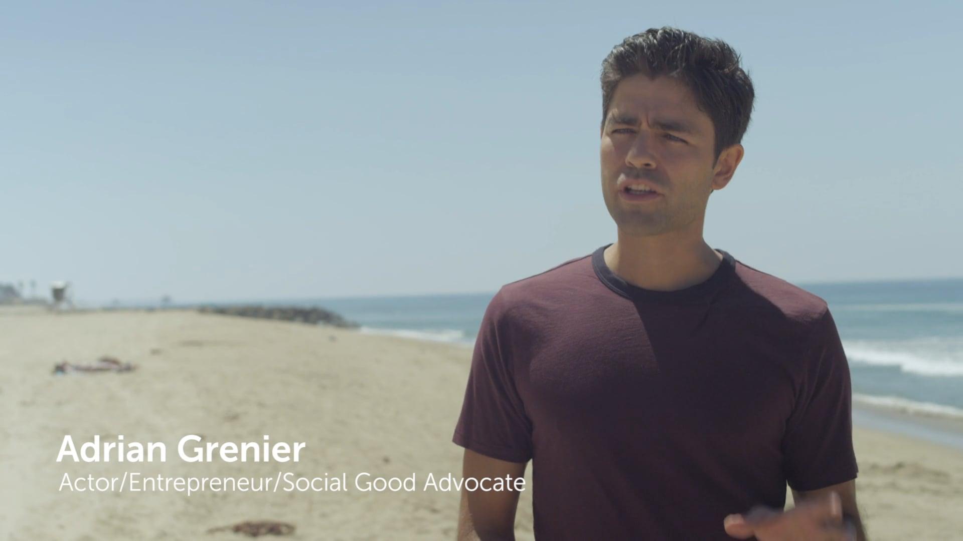 Adrian Grenier & Dell Present: Ocean Plastic Packaging