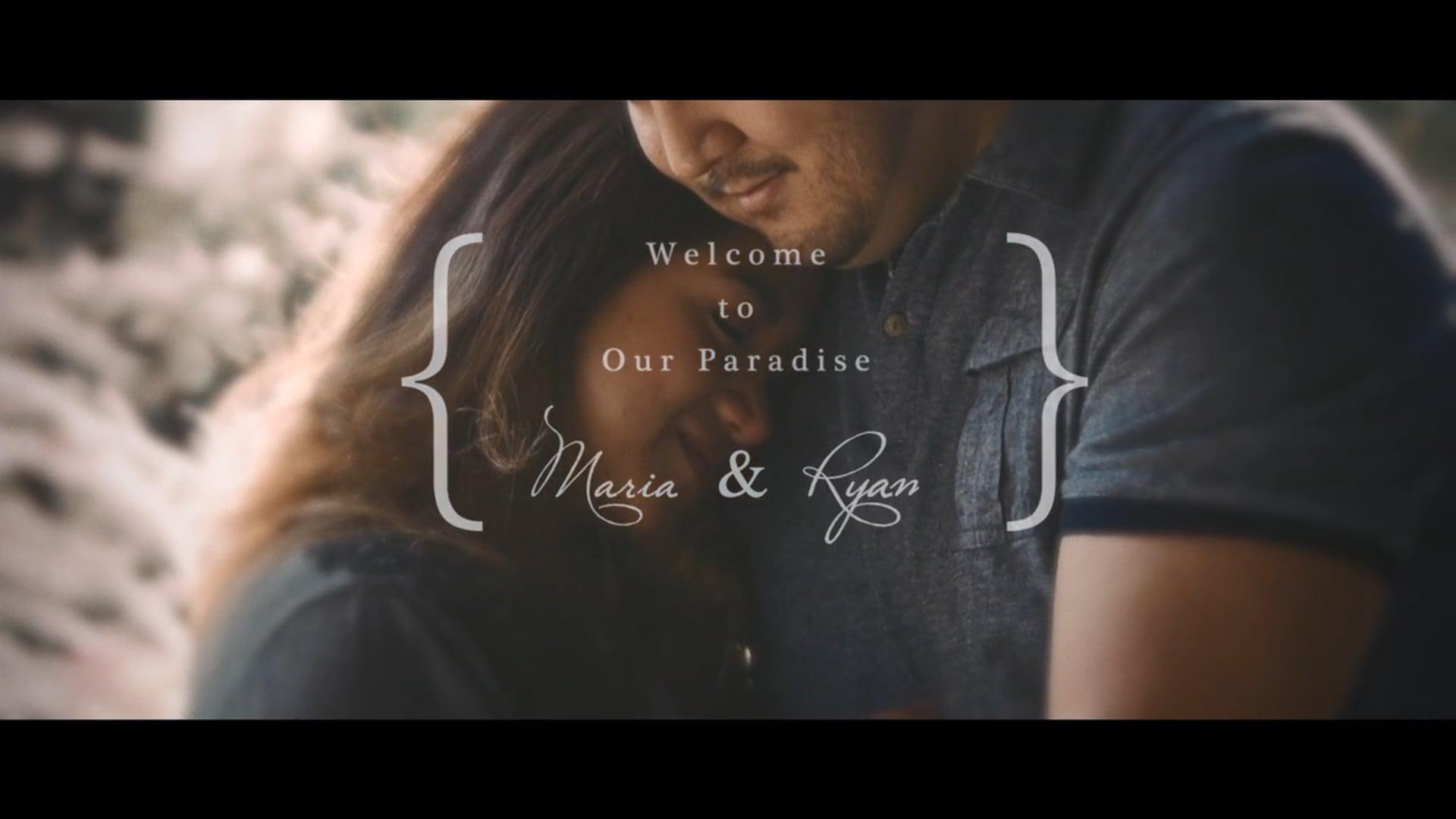 *Maria & Ryan (Pre-Wedding Film) *