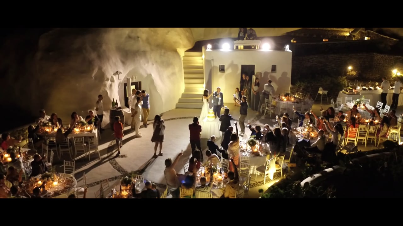 Venetsanos Winery - Wedding | Santorini 2016