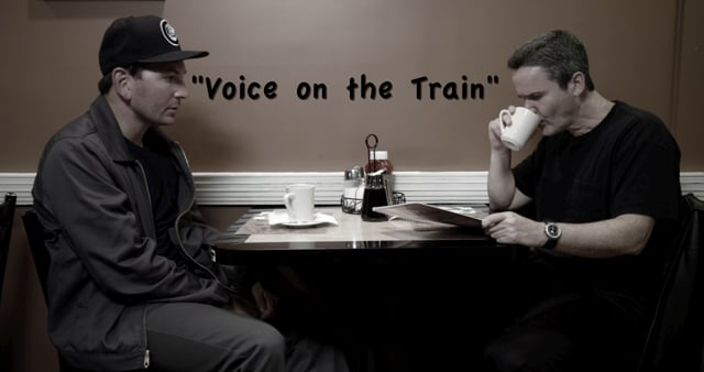 Voice on the Train