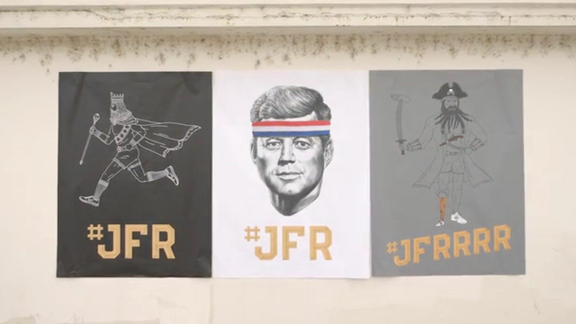 """Rogue Running """"JFR"""""""