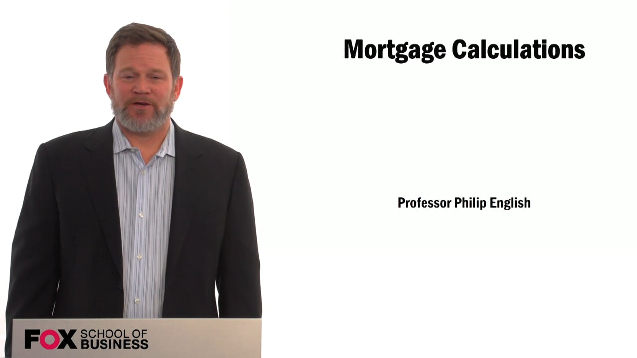 59360Mortgage Calculations