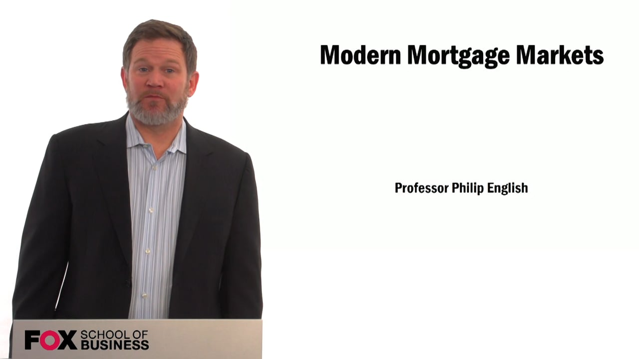 59359Modern Mortgage Markets