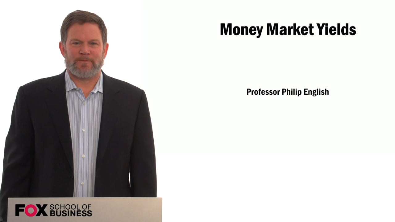 59363Money Market Yields