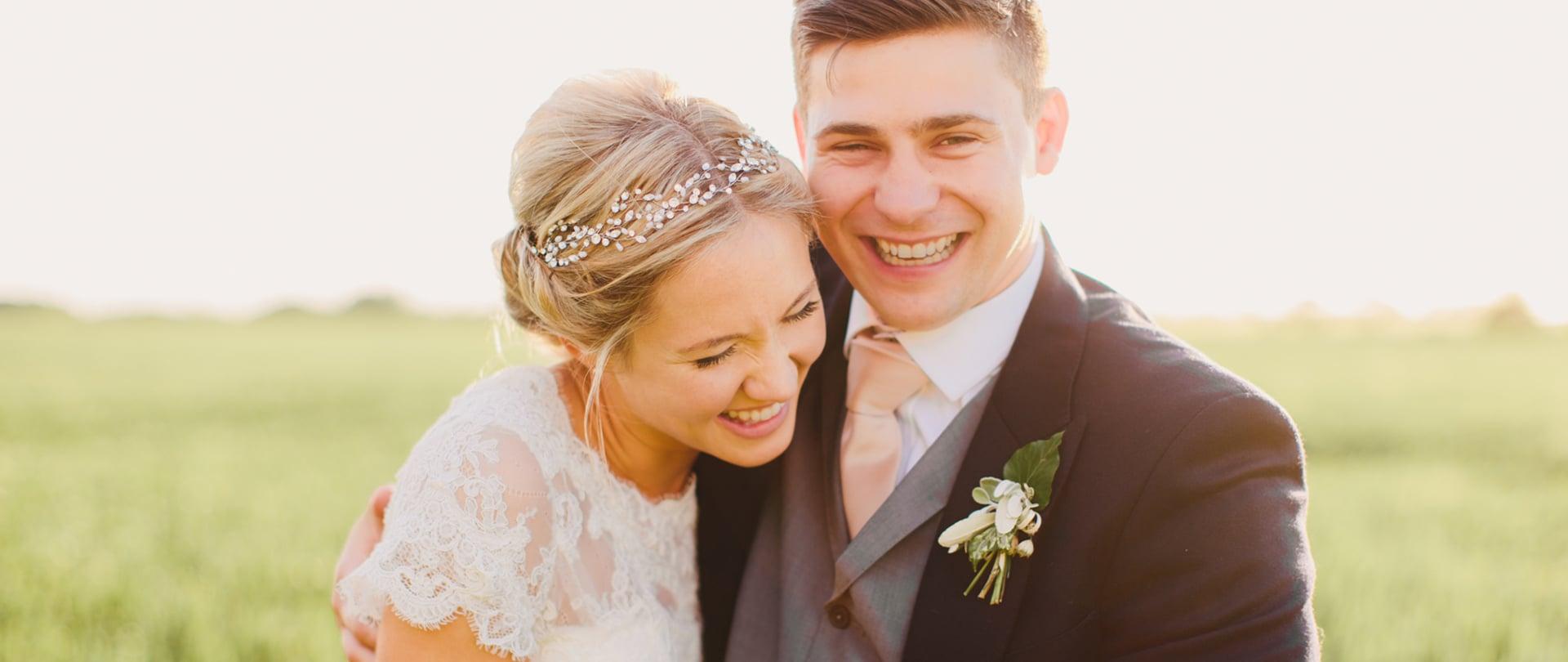 Charlotte & Ben Wedding Video Filmed at Norfolk, England