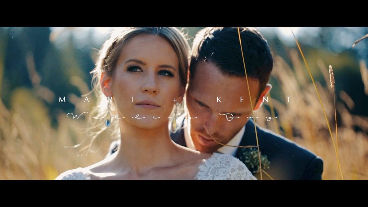 Mari + Kent // Wedding in Canada