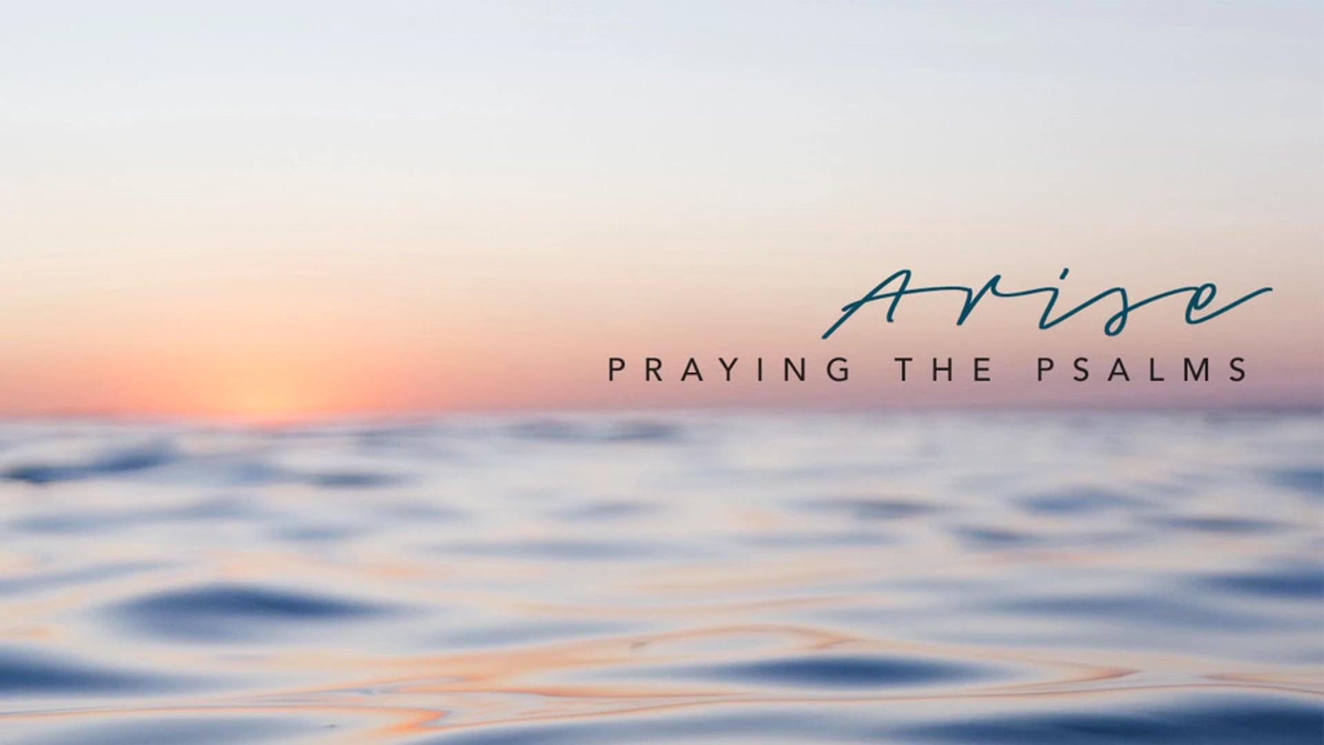 Week 1: Praying the Psalms