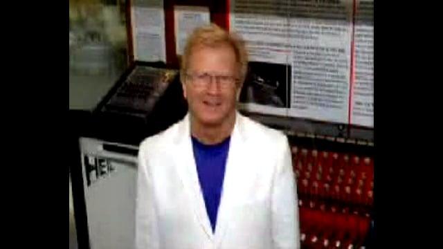 Bob Heil - 2007 Parnelli Audio Innovator Award