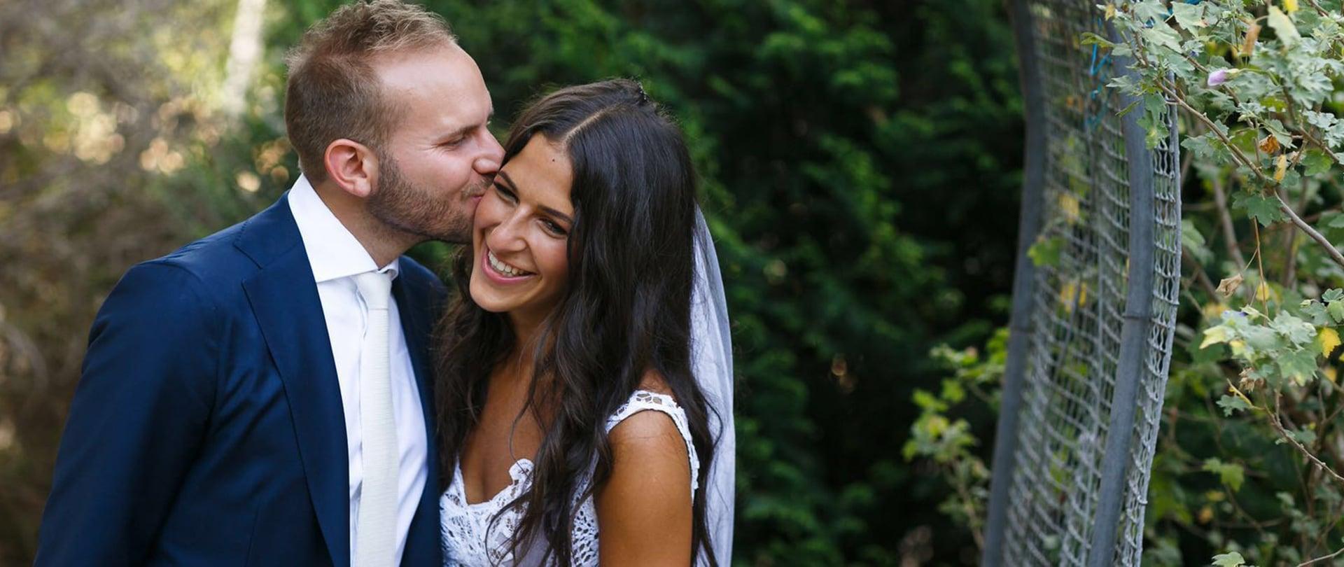 Laura & Josh Wedding Video Filmed at Mornington Peninsula, Victoria