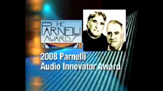 Clair Brothers - 2008 Parnelli Audio Innovator Award