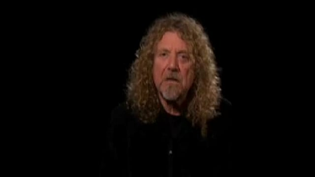 Robert Plant/U2 - 2008 Parnelli Awards