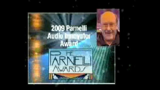 Stan Miller - 2009 Parnelli Audio Innovator Award