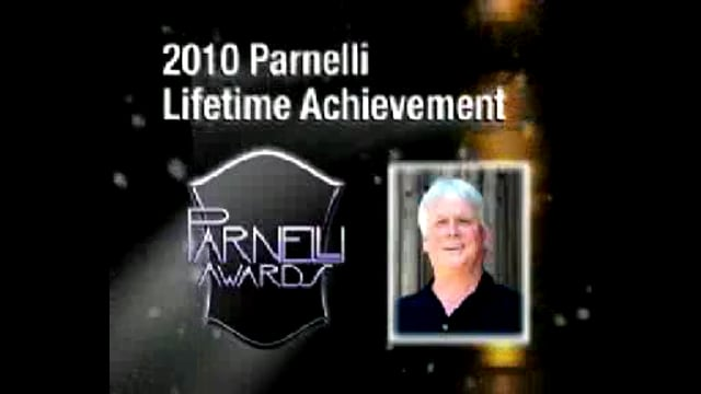 Randy 'Baja' Fletcher - 2010 Parnelli Lifetime Achievement Award