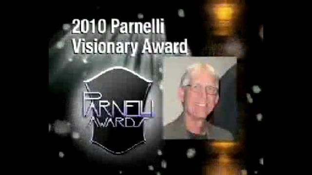 Jim Bornhorst - 2010 Parnelli Visionary Award