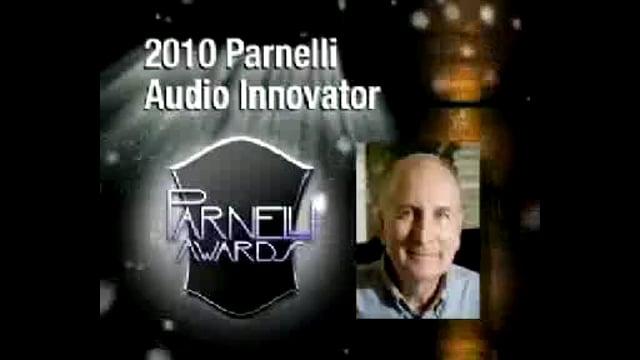 Al Siniscal - 2010 Parnelli Audio Innovator Award