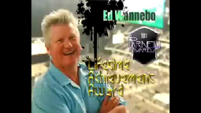 Ed Wannebo - 2011 Parnelli Lifetime Achievement Award
