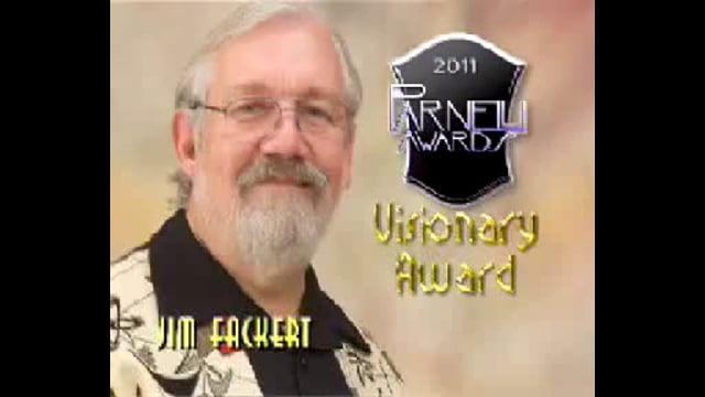 Jim Fackert - 2011 Parnelli Visionary Award