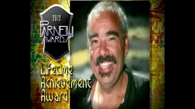 Charlie Hernandez - 2012 Parnelli LIfetime Achievement Award