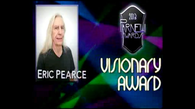 Eric Pearce - 2013 Parnelli Visionary Award