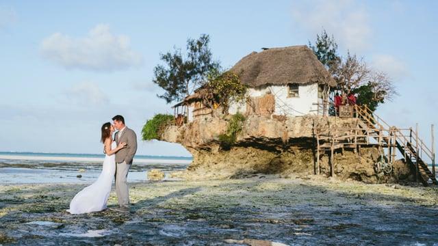 Justin & Gordana - Zanzibar - Wedding