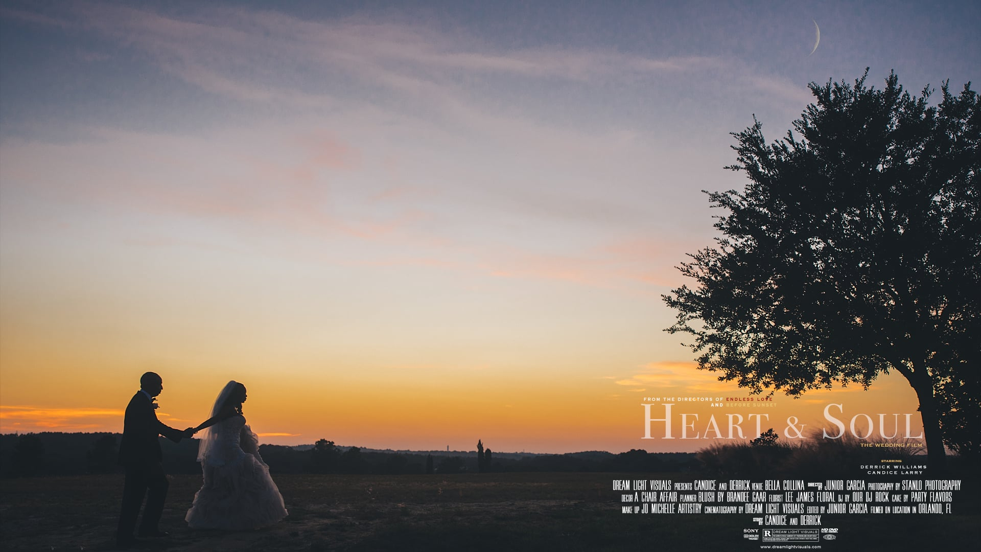 Bella Collina Wedding Film | Orlando, FL | Candice & Derrick