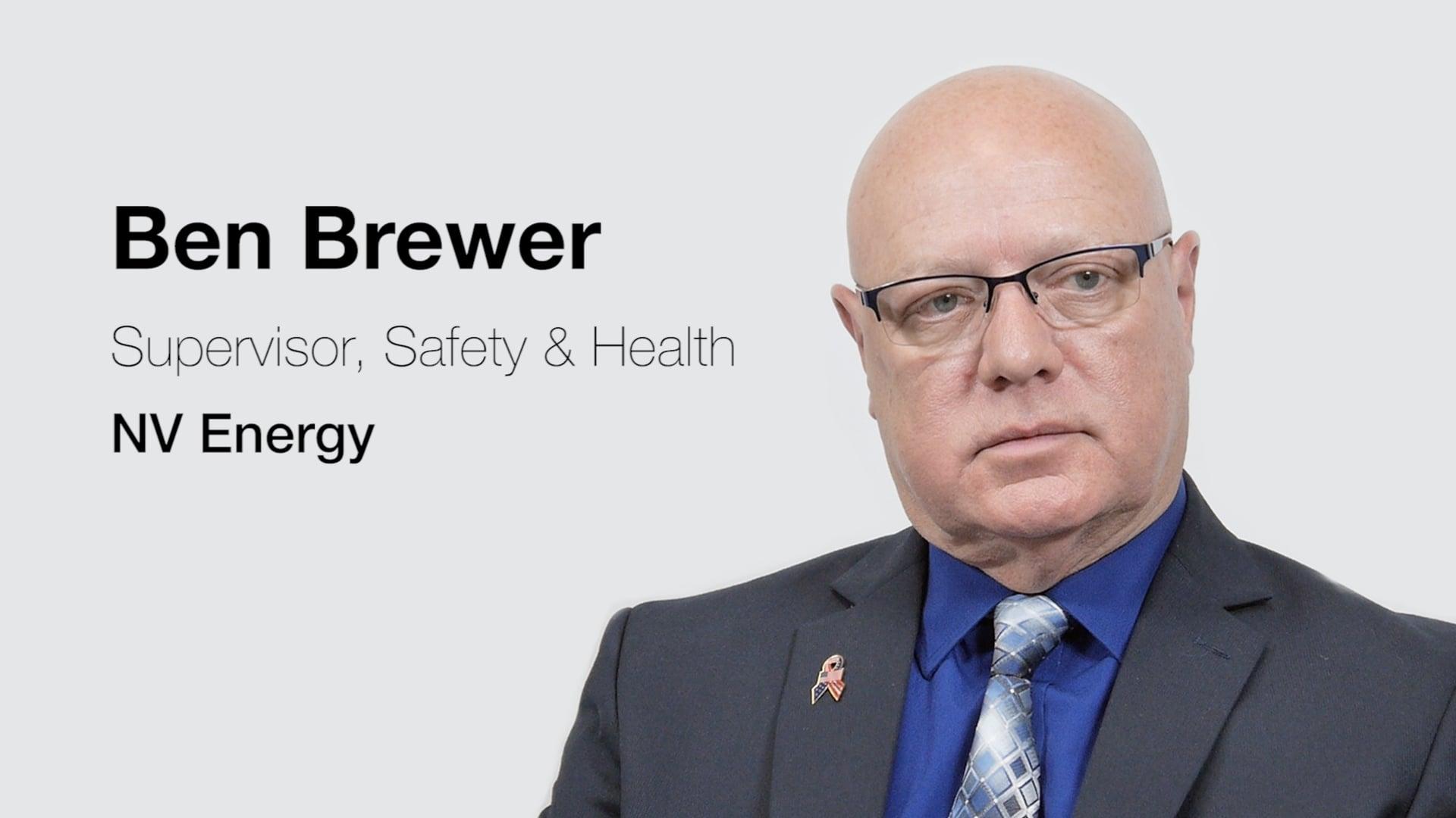 NV Energy | Ben Brewer