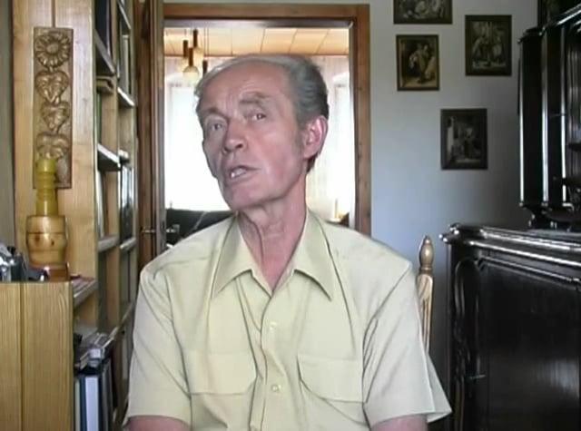 Erich Bahner berichtet von der Tötung der aus Untertiefengrün stammenden Ursula Wendt