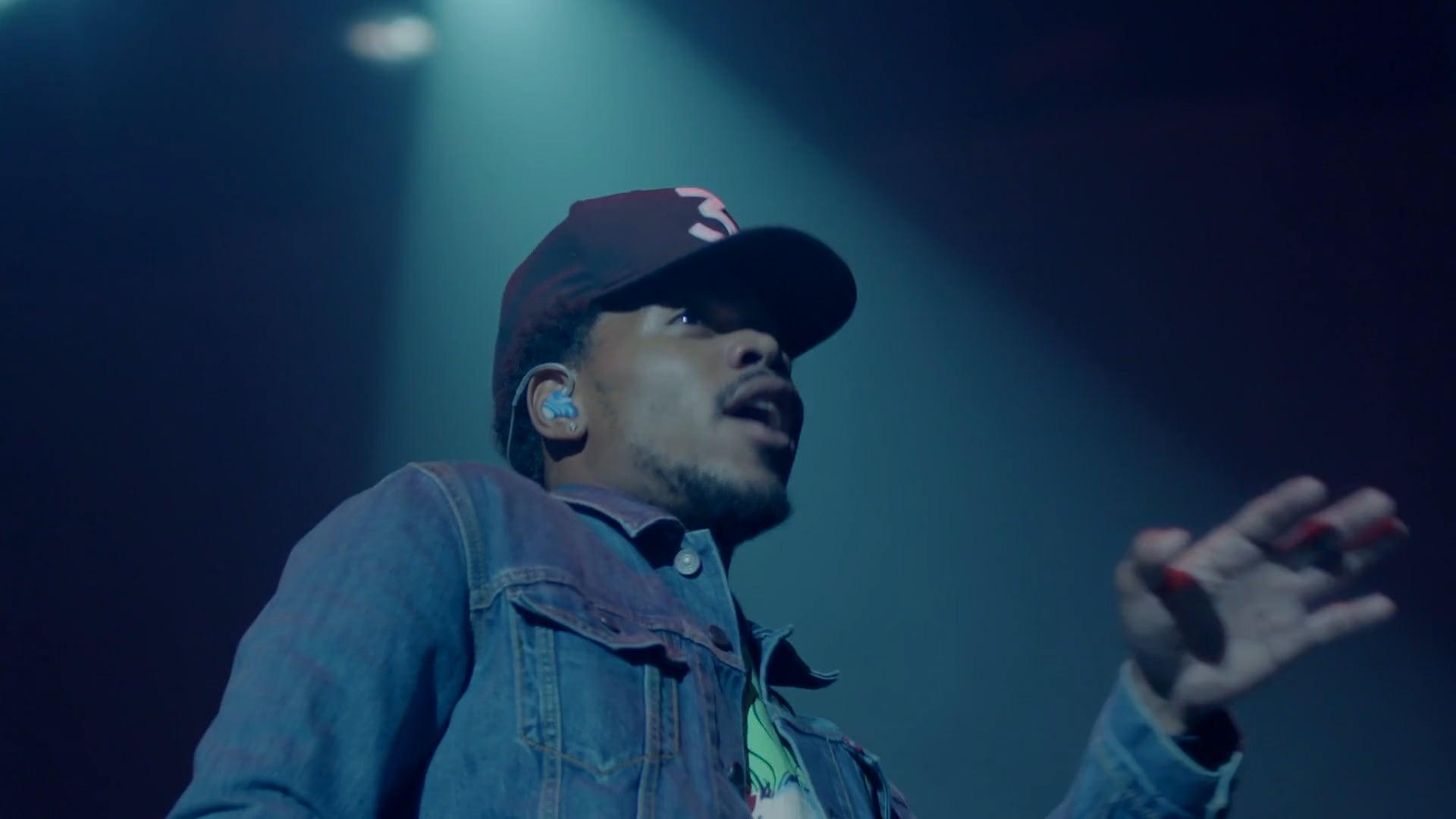 Chance The Rapper: Guest Performance - Bad Boy Reuinon Tour