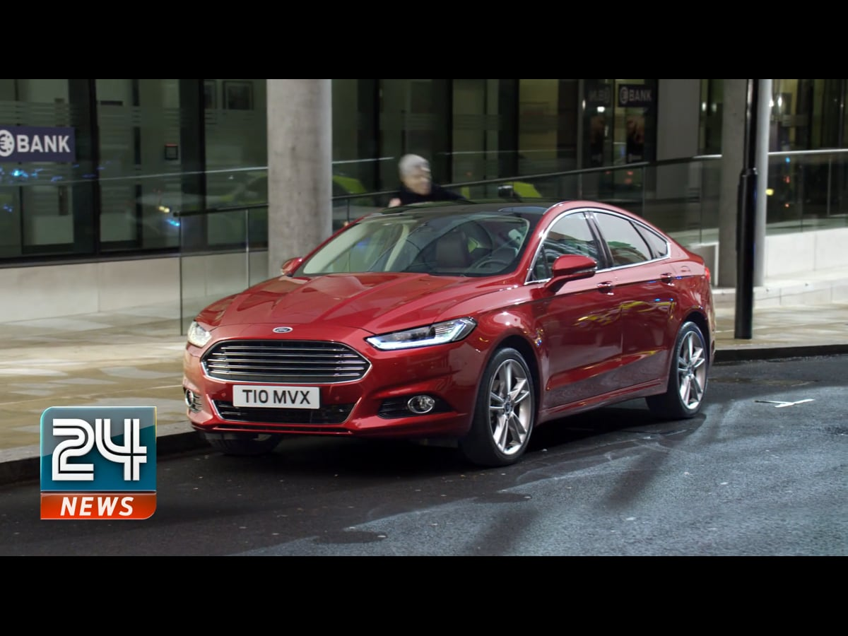 Ford Mondeo - Heist
