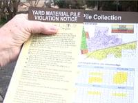 Yard Waste Issues