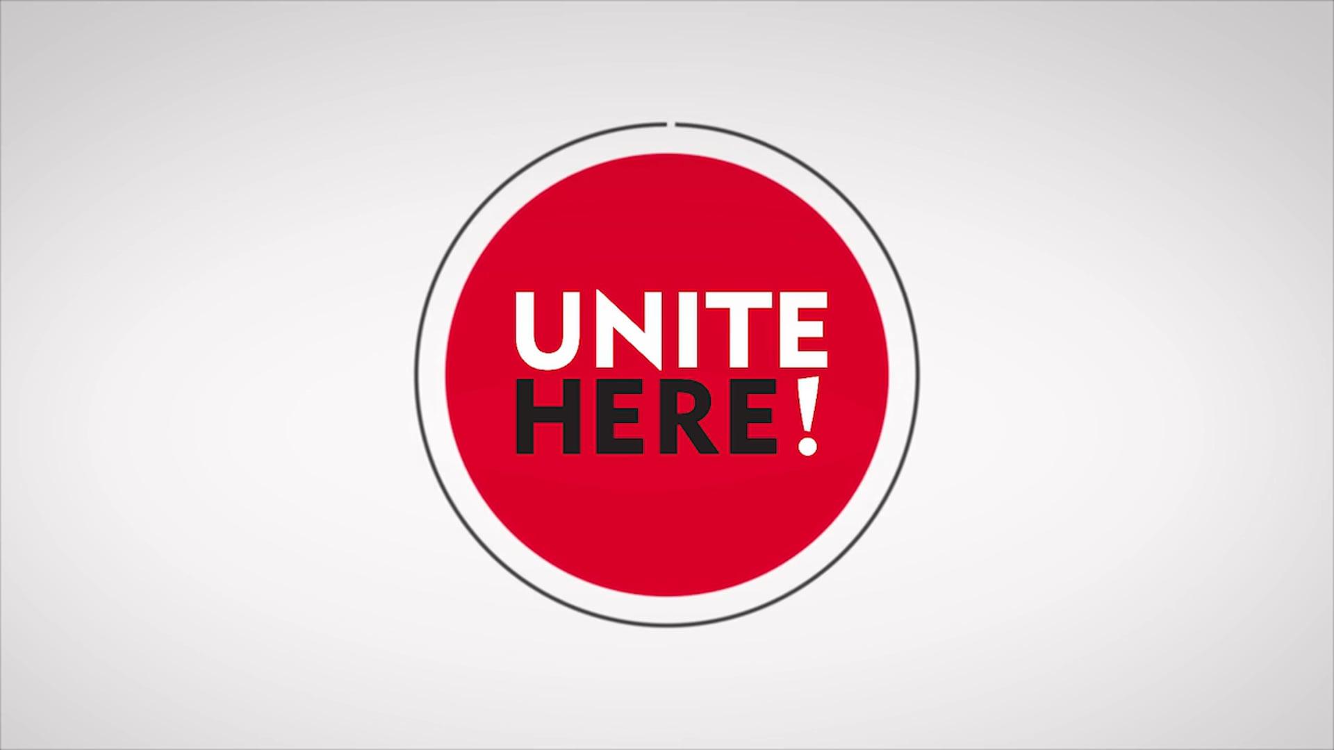 UNITEHERE! / Workers On Strike