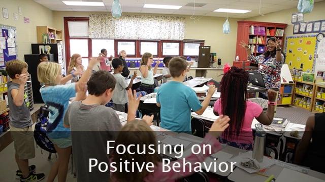 Focusing on Positive Behavior