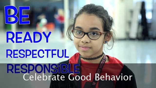 Celebrate Good Behavior!