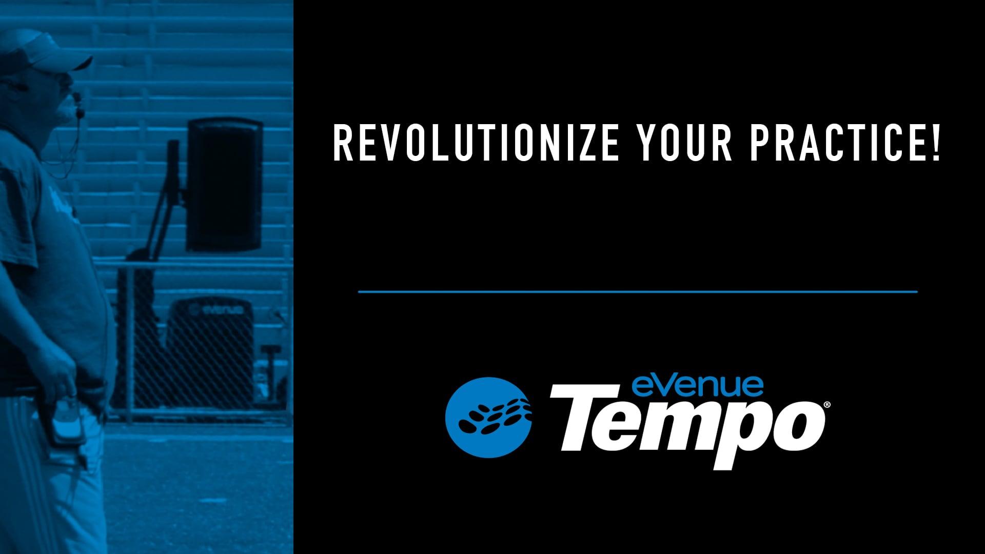 eVenue Tempo - Revolutionize Your Practice