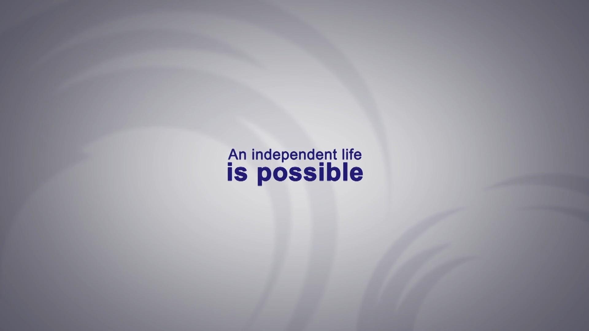 Una vida independent sí és possible