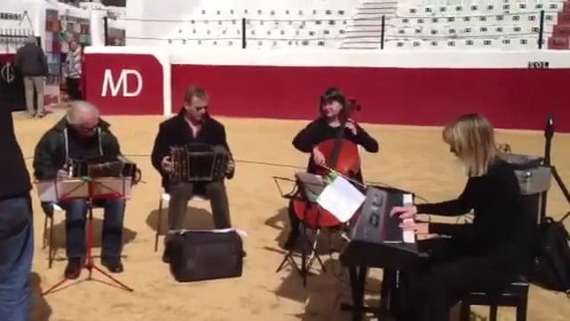 Ulrich Häusler Artists in Residence - Tango