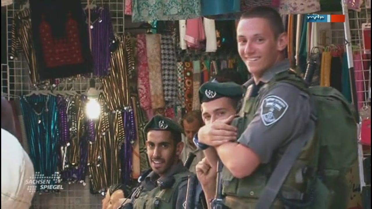 Symphony for Palestine: Bericht im Sachsenspiegel vom 2. Juni 2013 | Auch Kultur hat ihre Grenzen
