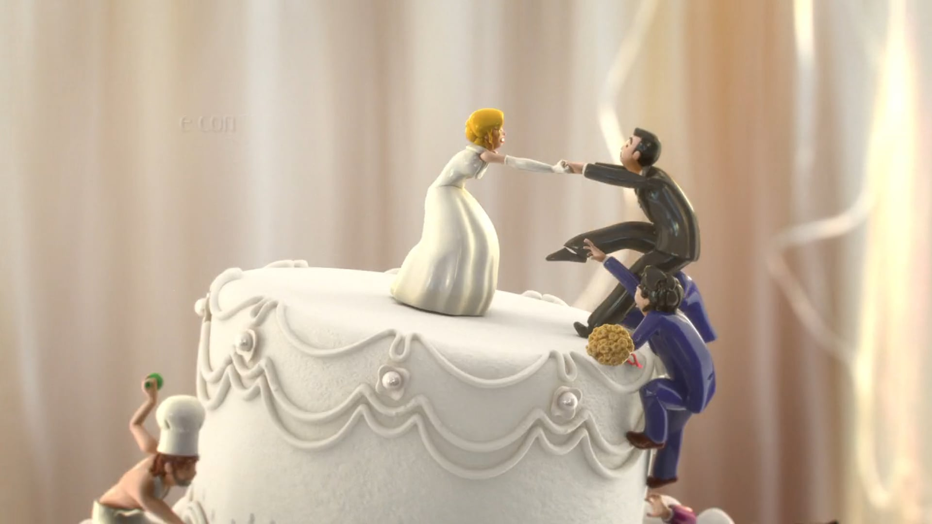 Matrimoni e altre Follie - main titles