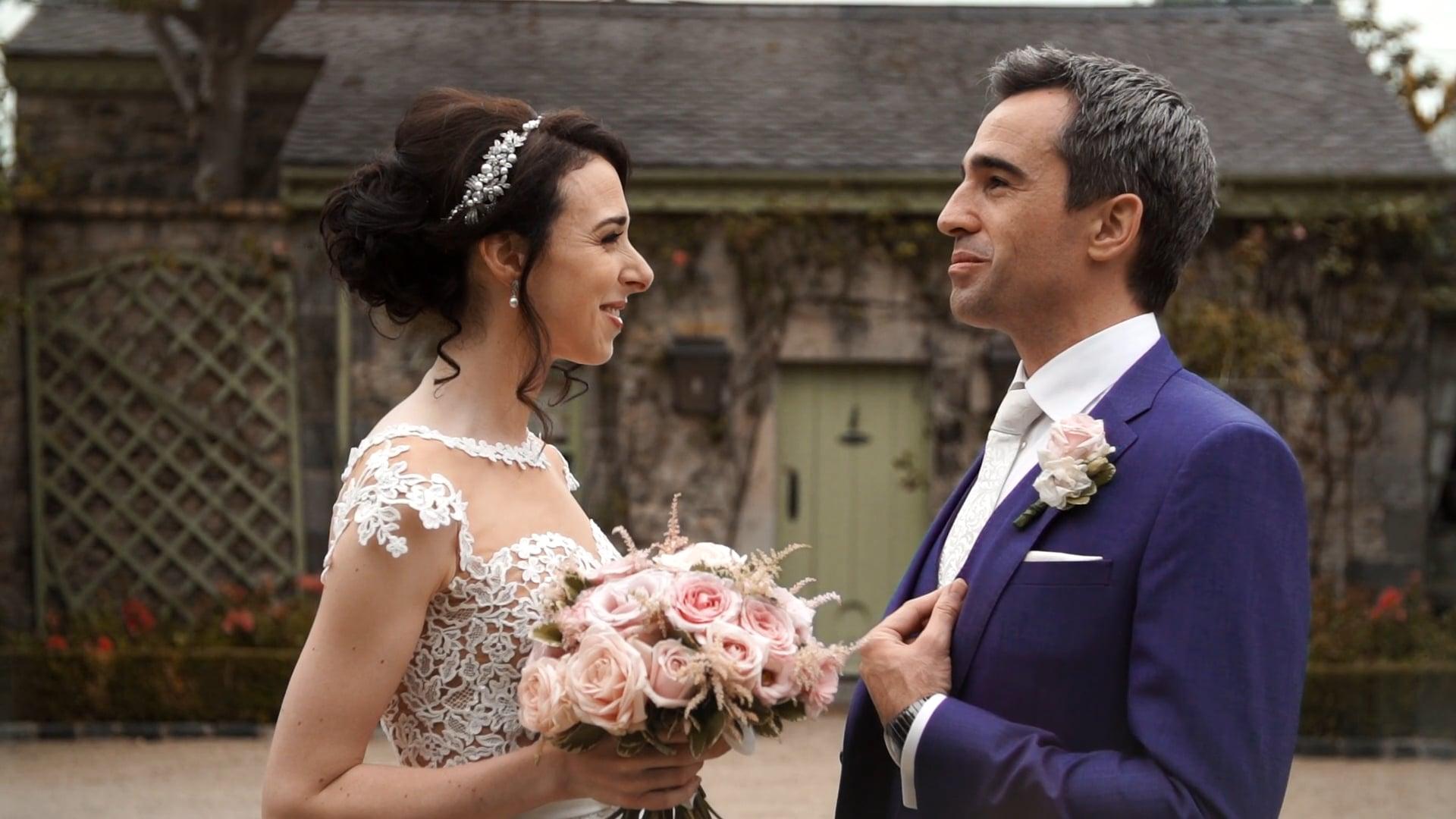Wedding at Cliff at Lyons