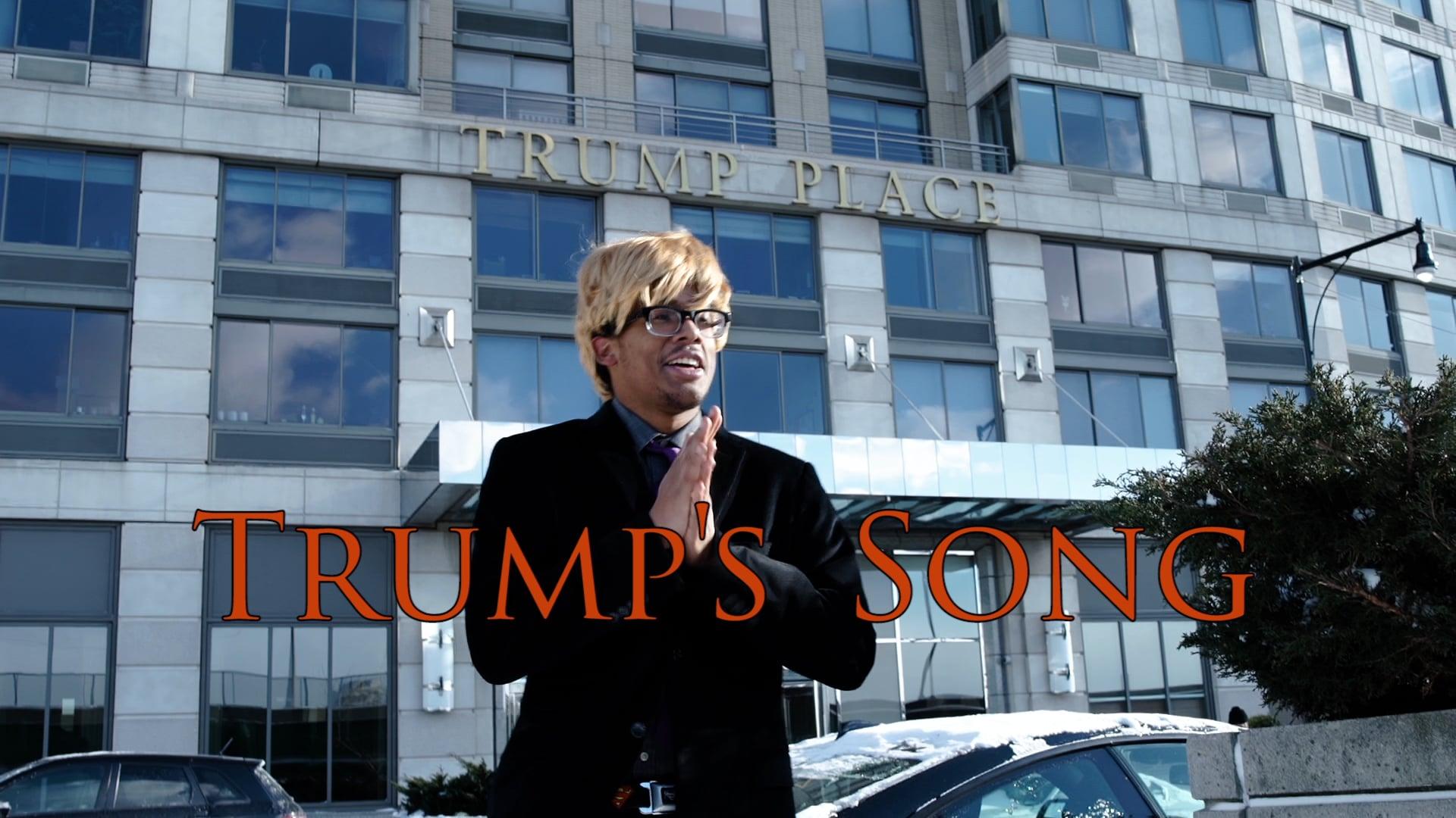 Pluto - Trump's Song (prod. Young Tones)