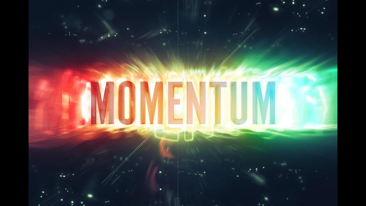 Momentum Week 3
