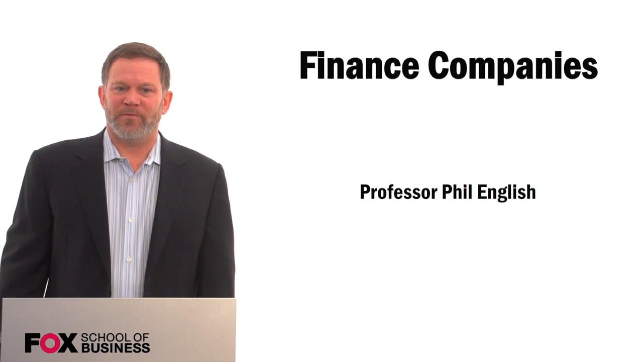 59412Finance Companies