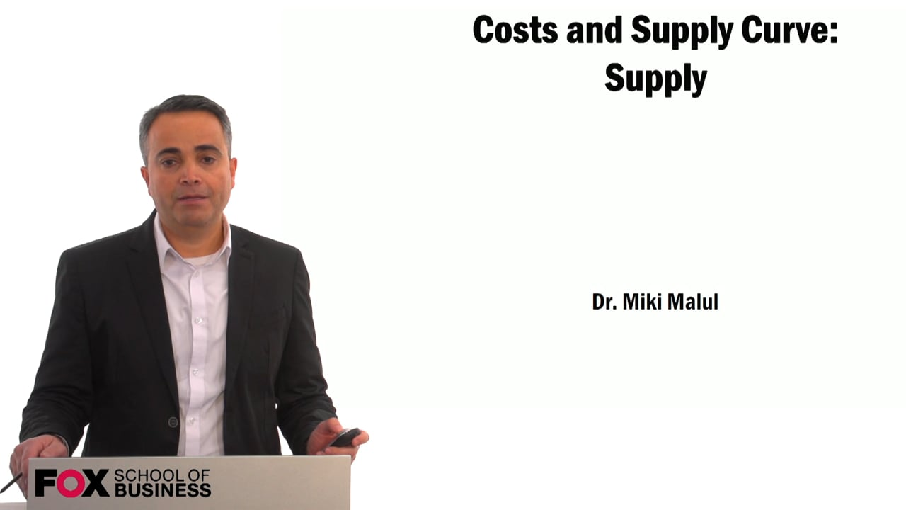59390Cost and Supply Curve- Supply