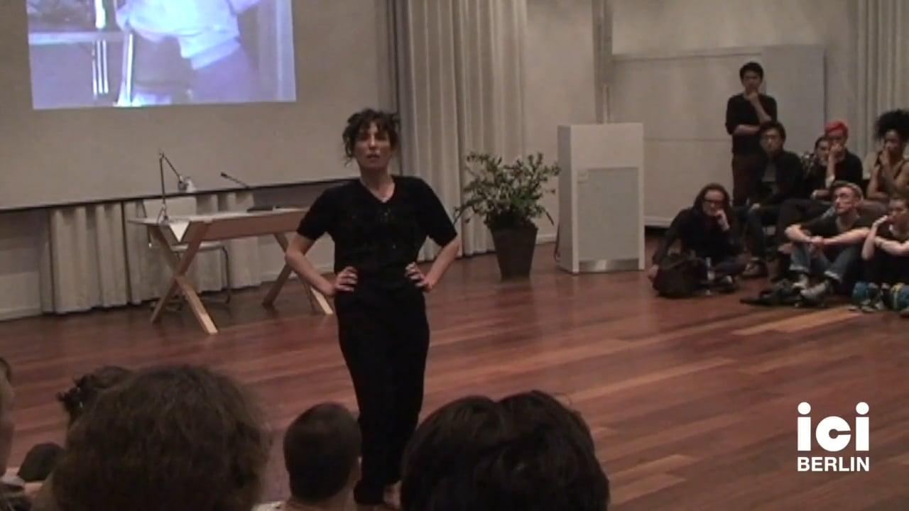 Performance by Netta Yerushalmy (4)