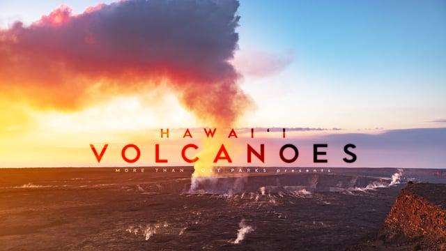 HAWAI'I VOLCANOES 8K