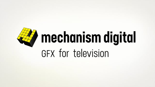 GRAPHICS FOR TELEVISION