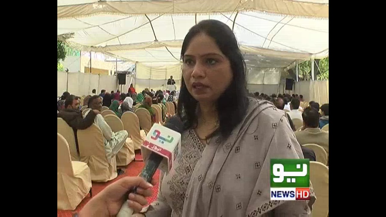 FAFEN District Convention on Charter of Demand and Political Party Manifesto Karachi - Neo News Report