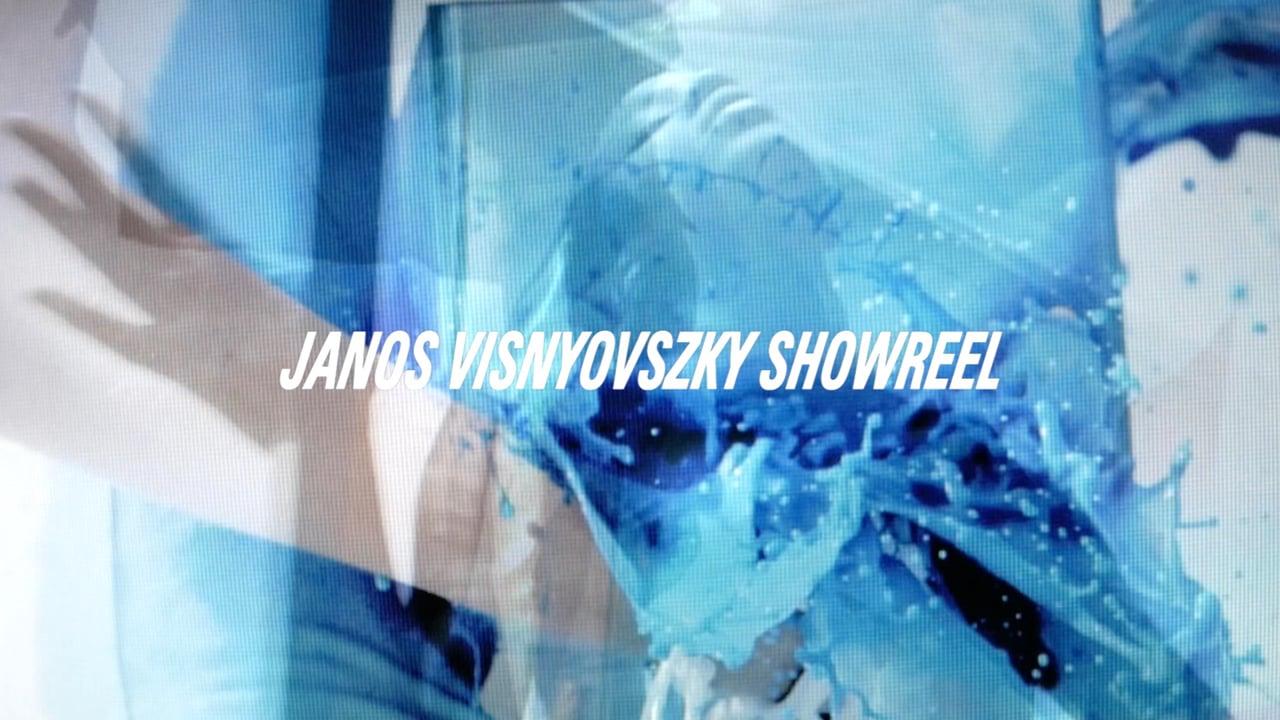 JVF - JANOS VISNYOVSZKY SHOWREEL