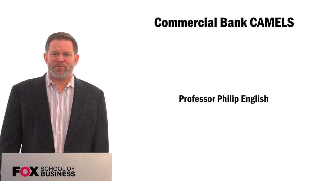 59424Commercial Banks CAMELS